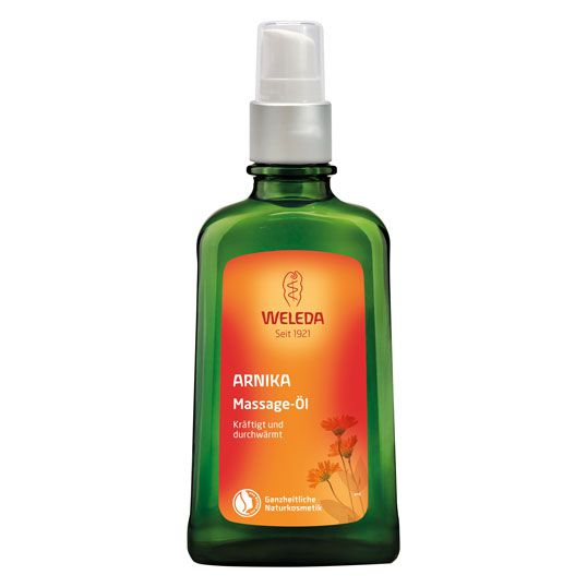 Arnika Massageöl, 100ml