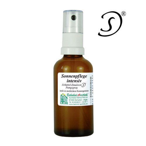 Sonnenpflege intensiv Schüttel-Emulsion, 50ml
