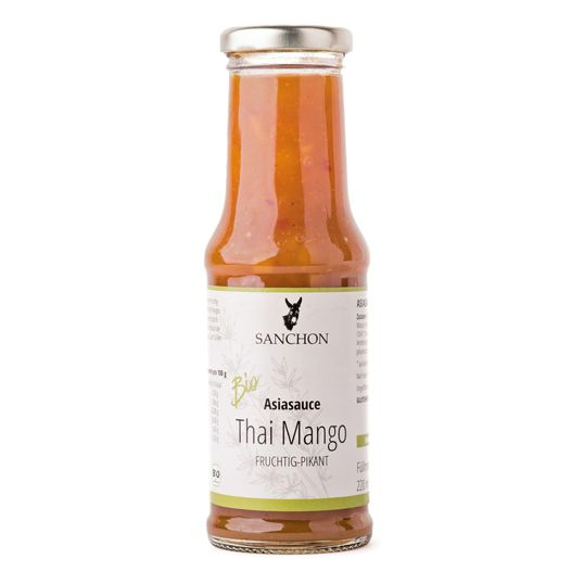 Asiasauce Thai Mango - bio, 220ml