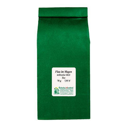 Flau im Magen Tee teilweise kbA, 70g