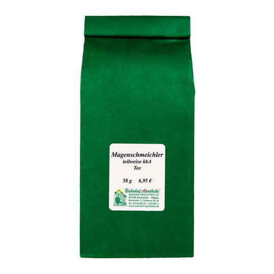 Magenschmeichler Tee teilweise kbA, 58g