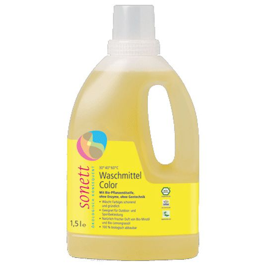 Waschmittel Color Mint & Lemon, 1500ml