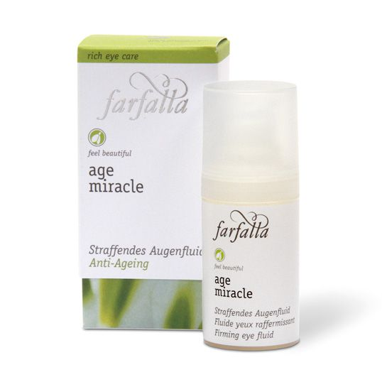 age miracle Straffendes Augenfluid, 15ml