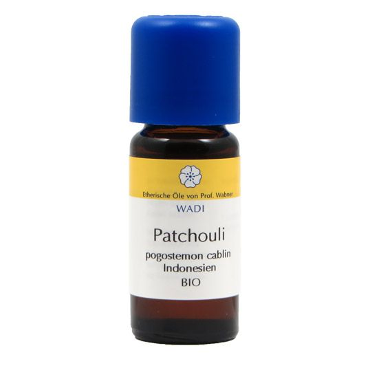 Patchouli bio, 10ml