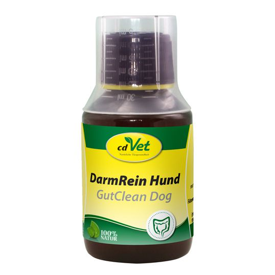 DarmRein Hund, 100ml