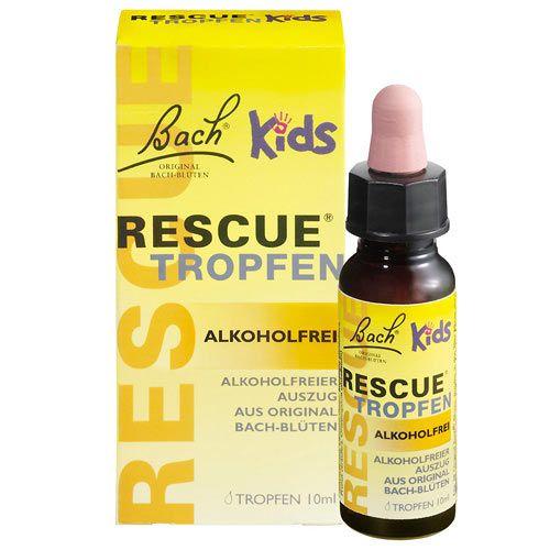 BACH ORIGINAL Rescue Kids Tropfen, 10ml 10 ml - Bahnhof ...