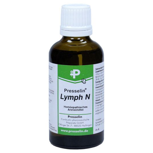 Presselin Lymph N, Tropfen, 50ml