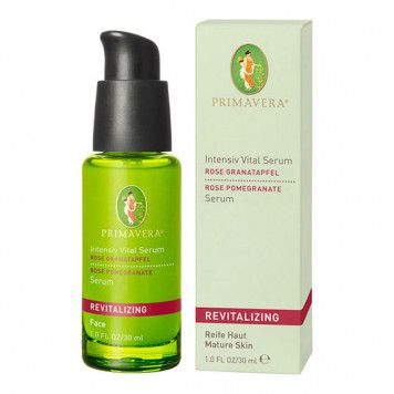 Rose Granatapfel Intensiv Vital Serum, 30ml