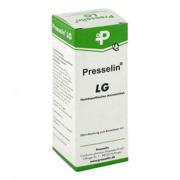 Presselin LG Leber Galle, Tropfen 50ml