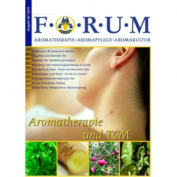Forum Essenzia Aromatherapie und TCM 36/10