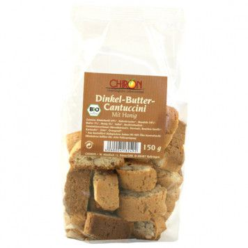 Dinkel Butter Cantuccini - bio, 150g