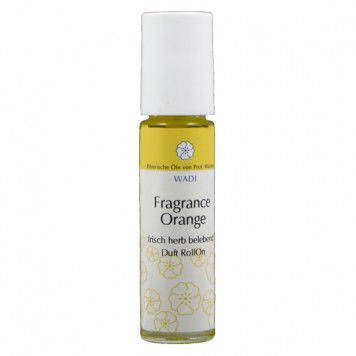 Fragrance Orange Aroma Roll On, 10 ml