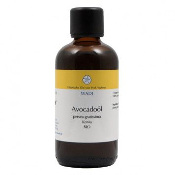 Avocadoöl bio, 100ml