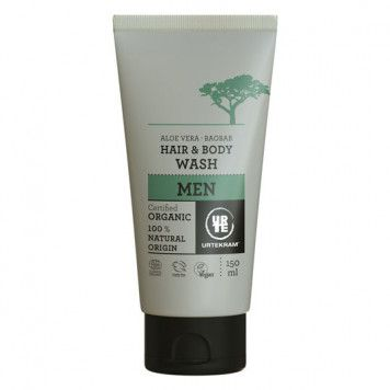 Men Hair & Body Wash, 150ml