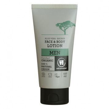 Men Face & Body Lotion, 150ml