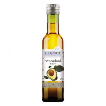 Avocadoöl nativ - bio, 250ml