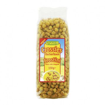 Backerbsen Crossies - bio, 150g
