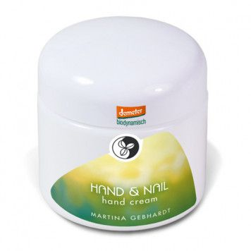 Hand & Nail Hand Cream - demeter, 100ml
