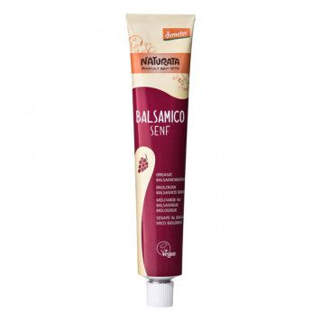 Balsamico-Senf in der Tube - bio, 100ml