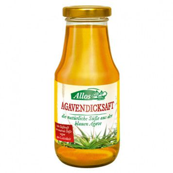 Agavendicksaft - bio, 250ml