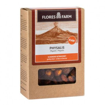 Physalis RAW - bio, 100g