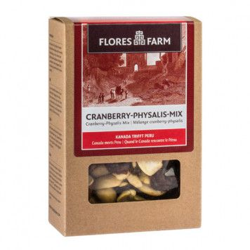 Cranberry-Physalis-Mix - bio, 100g