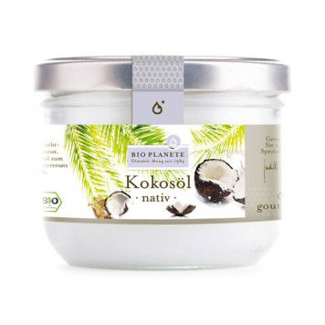 Kokosöl nativ - bio, 200ml