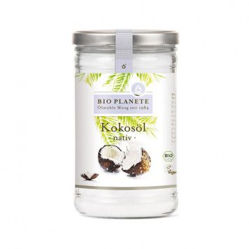 Kokosöl nativ, 1000ml