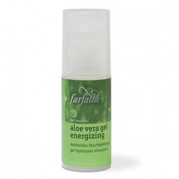aloe vera gel energizing, 50ml
