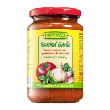 Tomatensauce Roasted Garlic - bio, 330ml