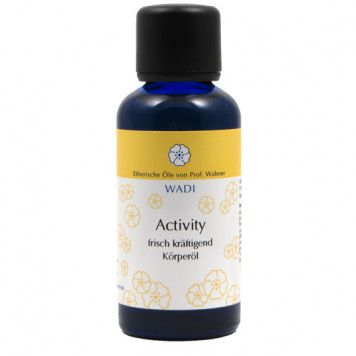 Activity Körperöl, 50 ml