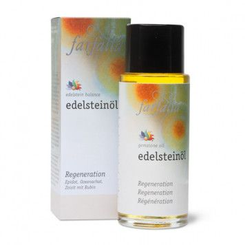 Edelsteinöl Regeneration, 80 ml