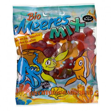 Meeres-Mix vegan fair - bio, 100g
