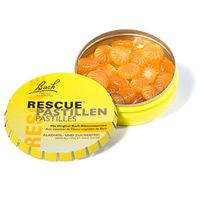BACH ORIGINAL Rescue Pastillen Orange Holunder, 50g