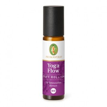Yoga Flow Duft Roll-on - bio, 10ml