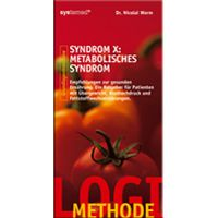 Syndrom X: Metabolisches Syndrom, Worm