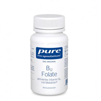 pure encapsulations B12 Folate Kapseln, 90St.