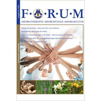 Forum Essenzia Aromapflege 51/2018