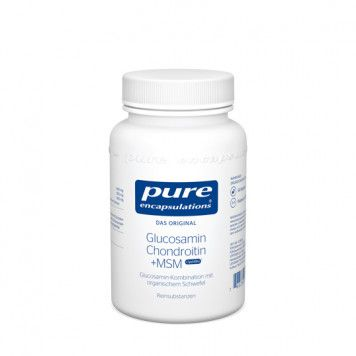 pure encapsulations Glucosamin+Chondr.+MSM Kps., 60St