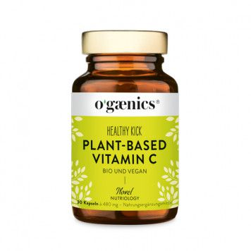 Healthy Kick Plant-Based Vitamin C, 30St.