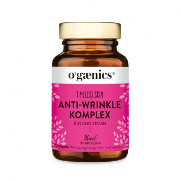 Timeless Skin Anti-Wrinkle Komplex, 30St.