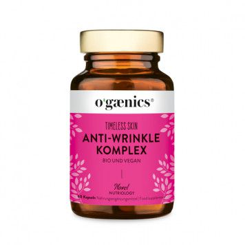 Timeless Skin Anti-Wrinkle Komplex, 60St.