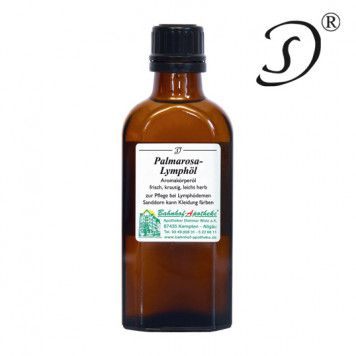 Palmarosa Lymphöl, 100ml