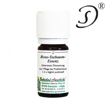 Rose Teebaum Essenz, 10ml