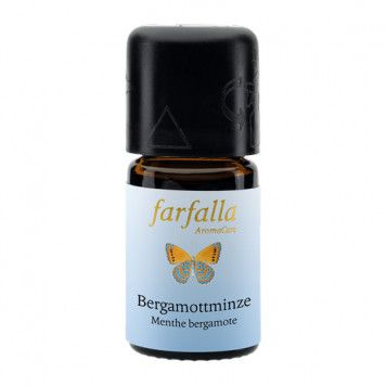 Bergamottminze bio, 5ml