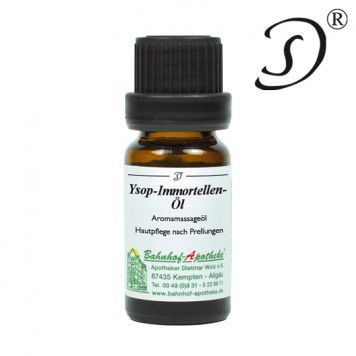 Ysop-Immortellen-Öl, 5ml